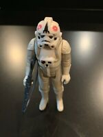 Vintage AT-AT DRIVER Star Wars Action Figure 1980 Hong Kong - COMPLETE