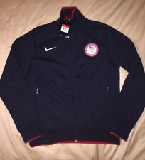 Men's Nike USA Olympic Team Full Zip Jacket