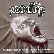 The Prodigy : Music for the Jilted Generation CD (1994)