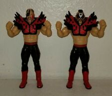 WWE Jakks Classic Legion of Doom LOD Hawk & Animal 1990s Tag Team Lot 2 Loose