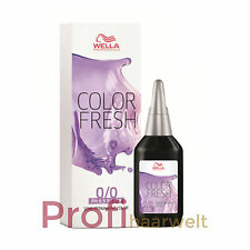 Wella Color Fresh Tönungsliquid - neue Optik - (Nuance frei wählbar), 75 ml
