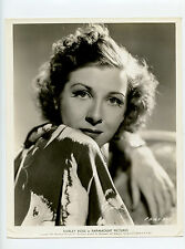 Vintage 8x10 Shirley Ross American actress and singer