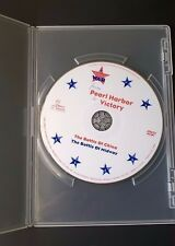 Hollywood Goes To War From Pearl Harbor To Victory Battle of China/Midway DVD 07