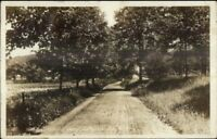 Jeffersonville NY Mill St. East c1910 Real Photo Postcard