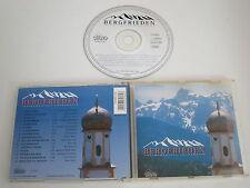 VARIOUS/BERGFRIEDEN - INSTRUMENTAL VOLKSMUSIK(DINO MUSIC CD 9031 362) CD ÁLBUM