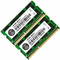 Memory Ram 4 Toshiba Satellite Laptop L635-S3100 L635-S3100BN 2x Lot DDR3 SDRAM