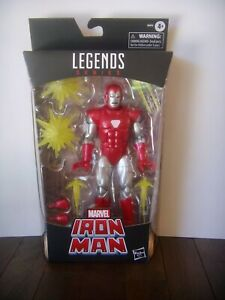 MARVEL LEGENDS SERIES~IRON MAN SILVER CENTURION~WALGREENS EXCLUSIVE~BRAND NEW
