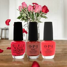 Opi Nail Lacquer Mexico Collection 0.5 oz - Select Color Brand New