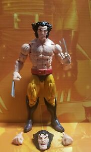Hasbro Marvel Legends Wolverine Box Set WOLVERINE  Amazon Exclusive IN HAND
