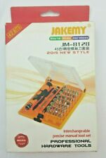 (USA) 45 in 1 JAKEMY Precision Screw Set Kit Driver Repairing Tools for iPhone