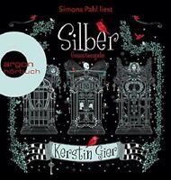 SIMONA PAHL - SILBER-DIE TRILOGIE DER TRÄUME  6 MP3 CD NEW