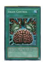 YuGiOh Card - Brain Control TLM-EN038 1st Ed. Super Rare