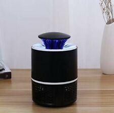 Lampe Anti Moustique Electrique Piège à Moustiques Tue Moustique USB
