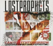 LOSTPROPHETS Can't catch tomorrow 2 TRACK CD NEW - NOT SEALED