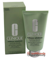 Clinique Redness Solutions Soothing Cleanser 5 oz / 150 ml New in box