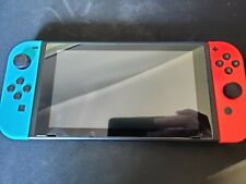 Nintendo Switch Console - 4 Games - 128GB Memory Card - Boxed