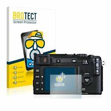 FujiFilm X-E1 , 2 x BROTECT® Matte Screen Protector, anti-glare