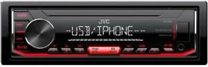 JVC KD-X252 Head Unit MP3 USB/Ipod/Aux-In /Wav / Flac