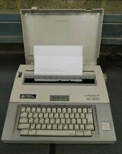 Vintage Smith Corona XD 4600 Electronic Typewriter