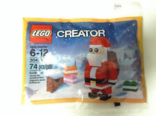 LEGO 30478 LEGO CREATOR 30478 JOLLY SANTA Set Polybag 74pcs NEW