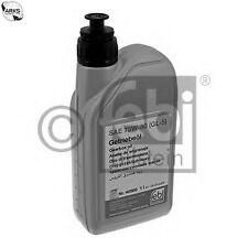Febi cambio olio 75W80 40580