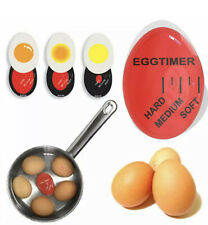 Color change Egg timer Perfect Boiled Eggs Carded Eggtimer USA Seller