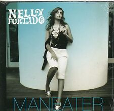 CD CARDSLEEVE 2T  NELLY  FURTADO   MANEATER  NEUF SCELLE DE 2006