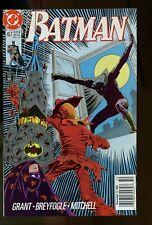 BATMAN #457 NEAR MINT- 9.2 TIM DRAKE NEWSSTAND EDITION 1990 DC COMICS