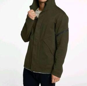 Nike Sportswear Tech Fleece Repel Windrunner Jacket Men's Size Small 867658 325