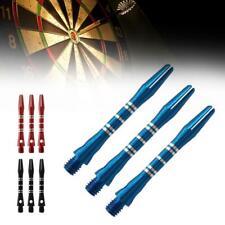 3pcs Aluminium Alloy Dart Shafts Darts Accessories Stems Alloy Metal Rod Po M8Q7