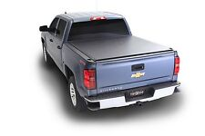 Truxedo 571801 TruXedo Lo Pro QT Tonneau Cover Fits Sierra 1500 Silverado 1500