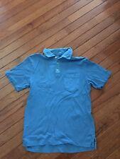 Gap ~ Boy's Turquoise Polo Shirt ~ Size Medium
