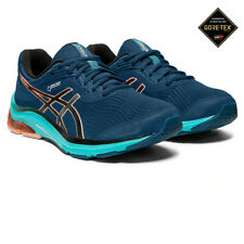 Asics Womens Gel-Pulse 11 GORE-TEX Running Shoes Trainers Sneakers - Blue Navy