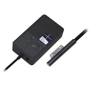 Genuine Microsoft AC Adapter 15V 4.0A Model 1706 For Surface Pro 3/4 w 5V 1A USB