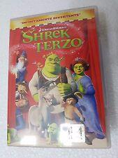 DVD USED SHREK TERZO