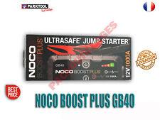 Booster Batterie NOCO Boost Plus GB40 Genius Jump Starter