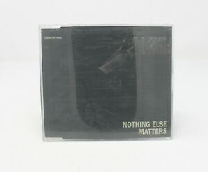 Metallica - Nothing else matters [Single-CD]