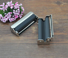 1 X Portable 78MM Metal Cigarette Tobacco Handroll Rolling Machine Roller Paper