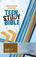 King James Version Teen Study Bible by Richards, Lawrence O