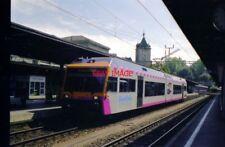 PHOTO  SWITZERLAND SCHAFFHAUSEN MTHB EMU 526 689