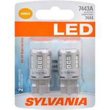 Sylvania Headlight Bulb 7443ASL.BP2 For Toyota Subaru Scion Pontiac 96-19