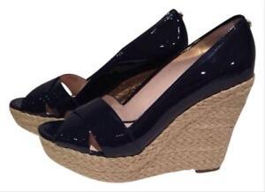 New~ MICHAEL KORS 'Cassandra' Wedge Sandal~Size 8