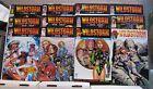 WILDSTORM CON GEN13 E DV8 serie completa da 1 a 12 Star Comics Image