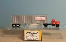 Athearn Canadian Pacific Tractor Trailer #12191 N-Scale