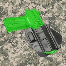 Fobus Retention Paddle Holster for Jericho 941/Baby Eagle (Polymer Frame)-JR-2SH