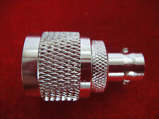 SO239 PL259 UHF Male to BNC Female Jack RF COAX Radio Connector Adapter,BJ12
