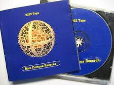 2222 TAGE - CD - DION FORTUNE RECORDS SAMPLER - GARDEN OF DELIGHT DIE MASCHINE