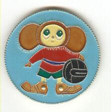 Russian Cheburashka Badge