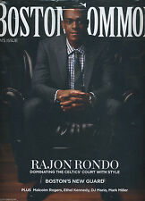 RAJON RONDO BOSTON COMMON MAGAZINE  OCT/NOV 2012  NEW UNOPENED MINT