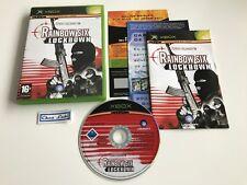 Rainbow Six Lockdown - Microsoft Xbox - FR - Avec Notice